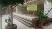 فرصة محل برخصة تجارى 120 بواجهة 6.5 خطوة من ش مصطفى  النحاس