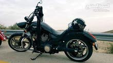Victory motorbike made in 2014