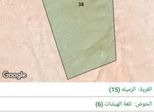 قطع اراضي للبيع في جنوب عمان ،قرية الزميلة