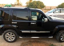 Jeep Liberty 2009 For sale - Black color