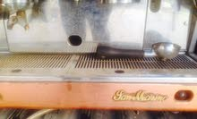 ماكينة قهوة نظيفة اس ام sm ايطالية