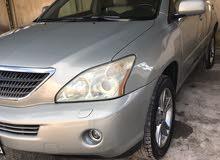 Lexus RX car for sale 2006 in Irbid city
