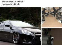 various Quality wheels