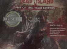 شريط died island على Xbox 360
