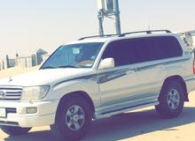 Toyota Land Cruiser 2007 For sale - White color