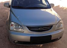 Kia Carens car for sale 2005 in Zawiya city