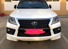 Gasoline Fuel/Power   Lexus LX 2013