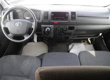 Toyota hiace van 2015 for sale
