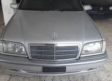 Gasoline Fuel/Power   Mercedes Benz C 240 2000
