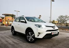 Toyota Rav4 2017 agent maintained