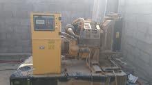 ماكينة كهرباء كتربيلر 2014 للبيع