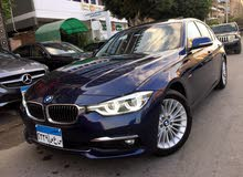 BMW 320 i luxury 2018