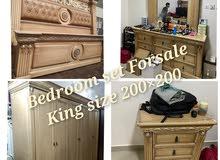 King size bedroom set Forsale