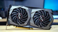 MSI GTX 1650 Super 1 month used like new