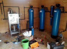 محطات معالجة مياه الشرب