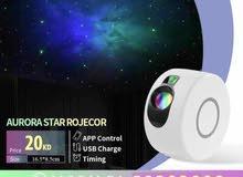 للبيع جهاز اضاءه النجوم التحكم عن طريق التلفون