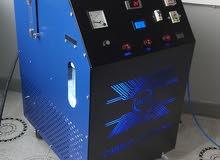 جهاز غسيل كربوني للسيارات بالهيدروجين ,carbon cleaning