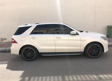 Mercedes-AMG ML63 2013 with warranty