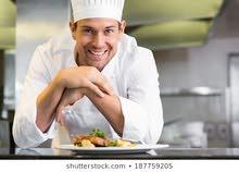 مطلوب شيف طباخ
