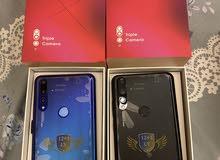 brand new two phone huawei nova 4