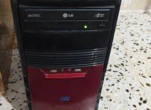 كيس كمبيوتر كور اي 3 الجيل التالت يدعم الالعاب زي GTA V/بوبجي