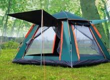 خيمة الرحلات نوعية جديدة .. Trekking tent quality new
