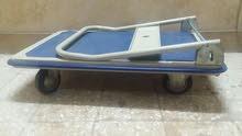 عربة لنقل البضائع ممتازة جدا للمصانع والمخازن والمحلات