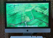Apple Imac computer core i5 - 27 inches