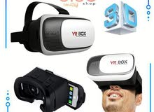 نظارة الواقع الافتراضي ثلاثية الابعاد 3D  