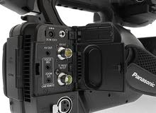 camera Panasonic 4k AG-UX180