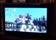 للبيع جهاز وشاشة LG مقاس 55 جهاز رسيفر ماركة Qmax 999
