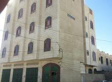 عماره عملاقه 5 دور 8 شقق شارع تجاري