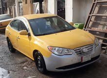 Hyundai Elantra 2010 For sale - Yellow color