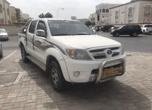Toyota Hilux 2007 For sale - White color