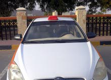Hyundai Accent 2007 For sale - Orange color