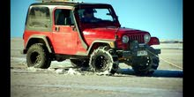 Jeep Wrangler car for sale 2005 in Benghazi city