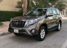 Toyota Prado car for sale 2015 in Kuwait City city
