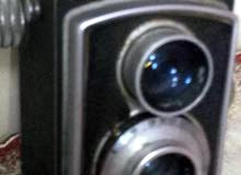 كاميرا قديمه انتيكا