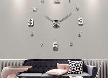 ساعات الجدار ثلاثية الأبعاد