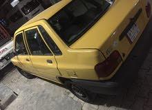 للبيع سيارة سايبا أجره موديل 2010 حرف ط بحالة جيده جداً تبريد شغال