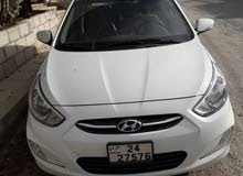Used condition Hyundai Accent 2016 with 50,000 - 59,999 km mileage