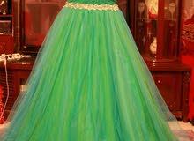 فستان لبسه واحده نظام خيوط من تالي