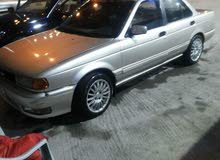 Manual Nissan 1992 for sale - Used - Amman city