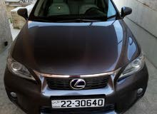 Used condition Lexus CT 2012 with 160,000 - 169,999 km mileage