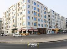 1 BHK for rent in Qurum Towers شقة للايجار في ابراج القرم