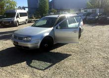 Volkswagen Golf 2002 For sale - Silver color