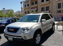 Gold GMC Acadia 2008 for sale