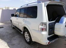 For sale 2011 White Pajero