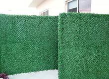 السياج العشبى والعشب الجدارى الصناعى الان بالرياض