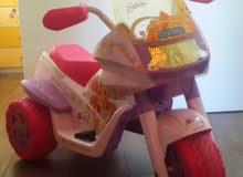 موتور سايكل اطفال إيطالي من عمر 2-10 سنين مستعمل للبيع